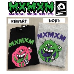 MXMXM ちゃんトレーナー マジカルモッシュミスフィッツ MAGICAL MOSH NISFITS マモミ|moshpunx