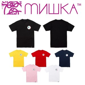 MISHKA BASIC KEEPWATCH TEE ミシカ Tシャツ|moshpunx