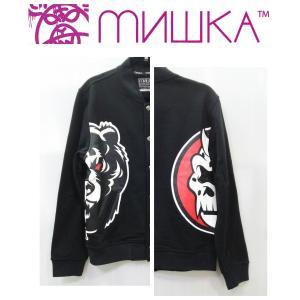 MISHKA スウェット スタジャン ミシカ ジャケット|moshpunx