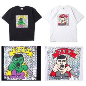 PUNKDRUNKERS シールTEE パンクドランカーズ Tシャツ|moshpunx