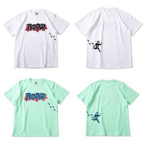 PUNKDRUNKERS x KNAVE タギングTEE Tシャツ パンクドランカーズ|moshpunx