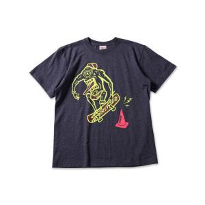 PUNKDRUNKERS モンスタースケートTEE パンクドランカーズ Tシャツ|moshpunx
