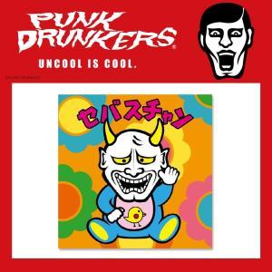 PUNKDRUNKERS PDSキャラクターシール セバスチャン パンクドランカーズ moshpunx