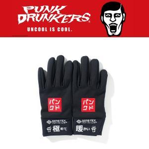 【予約】PUNKDRUNKERS STline パンクドグローブ パンクドランカーズ moshpunx