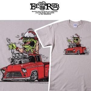 RATFINK Tシャツ CARGY ラットフィンク エドロス|moshpunx