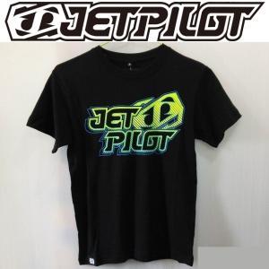 JETPILOT STADIC YOUTH TEE BLACK ジェットパイロット Tシャツ|moshpunx