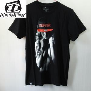 JETPILOT SEDUCE MENS TEE BLACK ジェットパイロット Tシャツ|moshpunx