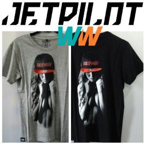 JETPILOT SEDUCE MENS TEE HEATHER  ジェットパイロット Tシャツ|moshpunx