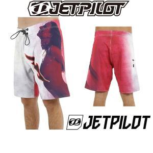 JETPILOT NAKE FLAME MEN'S BOARDSHORT ジェットパイロット|moshpunx