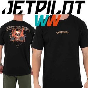 JETPILOT REVOLVED TEE ジェットパイロット Tシャツ moshpunx