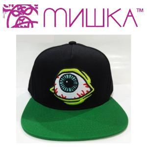 MISHKA SICK SAD KEEP WATCH SNAPBACK ミシカ CAP キャップ|moshpunx