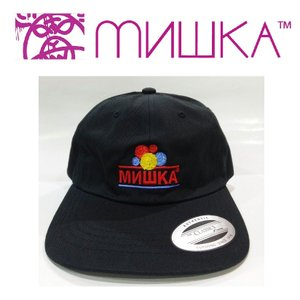 MISHKA STRONG BODIES DAD STRAPBACK CAP ミシカ キャップ|moshpunx