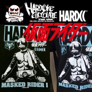 ハードコアチョコレート 仮面ライダー/旧1号(怪奇ブラック) HARDCORE CHOCOLATE moshpunx