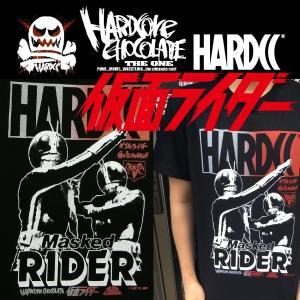 ハードコアチョコレート ダブルライダー/技の一号 力の二号(改造人間ブラック)HARDCORE CHOCOLATE moshpunx