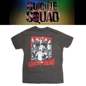 スーサイドスクワッド SUICIDE SQUAD CONTRAST Tシャツ|moshpunx