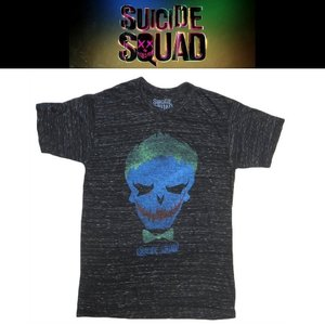 スーサイドスクワッド SUICIDE SQUAD JOKER T シャツ|moshpunx
