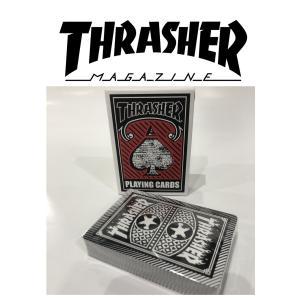 THRASHER PLAYING CARDS スラッシャー トランプ|moshpunx