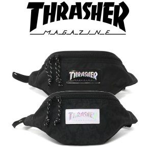 THRASHER BAG Benchmark Waist Bag Sサイズ スラッシャー|moshpunx