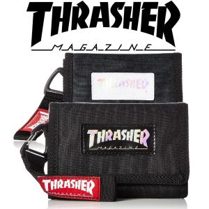 THRASHER WALLET スラッシャー ウォレット 財布|moshpunx