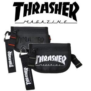 THRASHER COIN CASE スラッシャー コインケース 小銭入れ|moshpunx