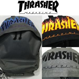 THRASHER スラッシャー BACKPACK バックパック リュック|moshpunx