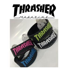 THRASHER ラバーバンド スラッシャー アクセサリー|moshpunx