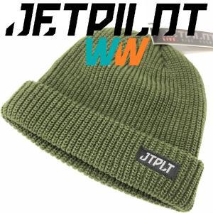 JETPILOT DIRECTION MENS BEANIE Military OSFM ジェットパイロット ビーニー ニット帽 moshpunx