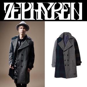 ZEPHYREN LONG COAT MIX ロングコート ゼファレン moshpunx