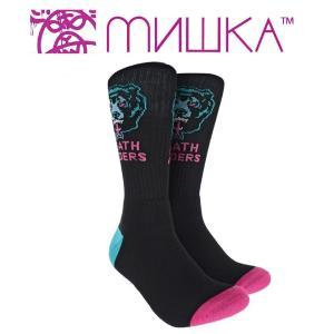 MISHKA DEATH ADDER CLASSIC SOCKS ミシカ ソックス 靴下|moshpunx