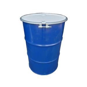 空ドラム缶 オープン スチール ドラム缶 200L DIY タンク 容器 浮き 工作 実験 ゴミ箱 入れ物 大型 スラッジ 中古品の画像