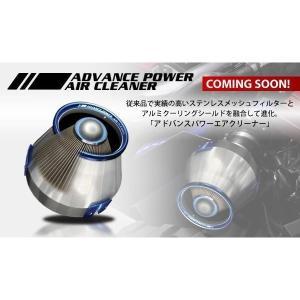BLITZ ブリッツ ADVANCE POWER AIR CLEANER A3〔42230〕 ホンダ ステップワゴン/スピーダ RP1,2/RP3,4