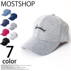 キャップ メンズ 帽子 ベースボールキャップ ローキャップ ワークキャップ コットン デニム 刺繍 文字ロゴ  男女兼用 カーブキャップ ゴルフ 野球帽 スポーツ|mostshop