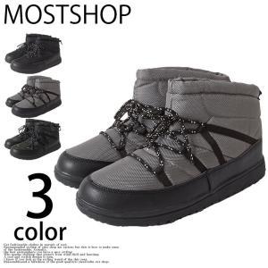 メンズワークブーツ/メンズ4センチ防水防滑ブーツ/スノーブーツ  NEWバージョン がっちりとした高...