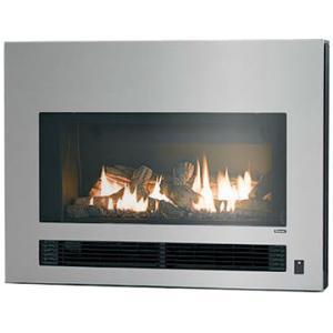 暖房器具 ガス暖炉 リンナイ アリーバ(Arriva) SHINE ステンレスタイプ RHFE-750ETR-S
