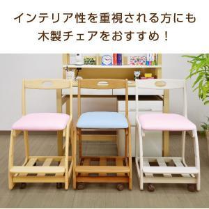 学習チェア 学習いす 学習椅子 ミント 学習机 勉強机|mote-kagu|10