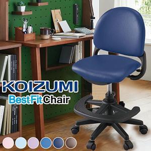 コイズミ オフィスチェア パソコンチェア 回転 チェア イス 椅子 テレワーク 在宅勤務 人気 おすすめ おしゃれ 腰痛 ベストフィット|mote-kagu