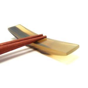 水牛角箸置 舟形 056-03651 コタン ベトナム 雑貨 アジアン 雑貨 枯淡 cotan motebeauty