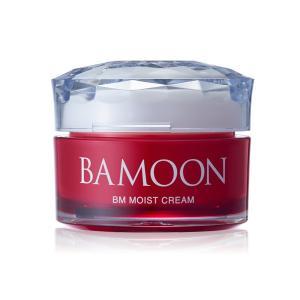 BAMOON バムーン BMモイストクリーム 50g 3Dヒアルロン酸配合 オールインワン 保湿クリ...