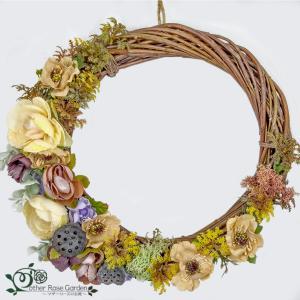 森のお花畑 リース|motherrose