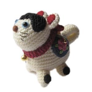 オリムパス 編みぐるみキット 張り子の犬 mk80|mothersdream