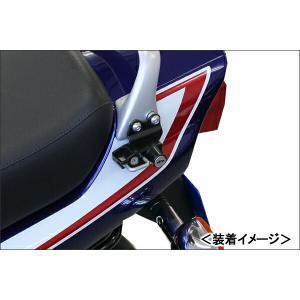 KIJIMA  ヘルメットロック HONDA用(ブラック)/CB750[RC42] 303-1568