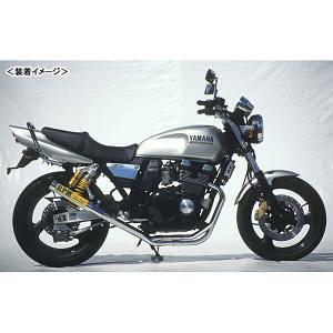 RPM RPM 67Racingフルエキゾーストマフラー(アルミ/スチールメッキ)/XJR400R[RH02J] 3622|moto-jam