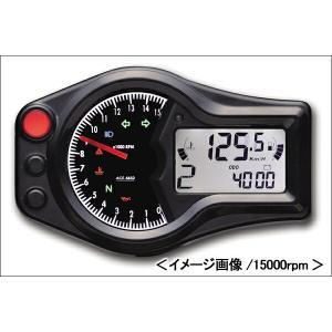 ACEWELL  多機能デジタルメーター(ACE-6000シリーズ) 9000rpm