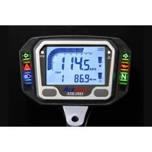 ACEWELL  多機能デジタルメーター(ACE-3963タイプ)