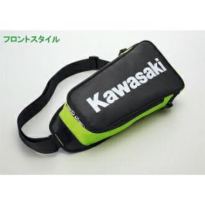 Kawasaki カワサキボディバッグ J8911-0074