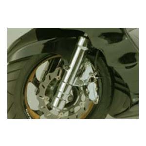 グランドマジェスティ250/YP250G用 BSCメッキフォークアウターカバー 62565_デイトナ/DAYTONA moto-ship