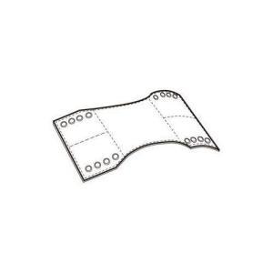取付ベース(合皮ブラック/オレンジステッチ) MP-186_タナックス/TANAX/Motofizz|moto-ship