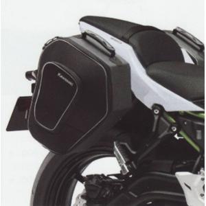 カワサキ純正 Ninja650/Z650(17-19)用 ソフトパニアケース(左右セット)_KAWASAKI-99994-0801|moto-ship