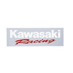 カワサキ純正 レーシング抜き文字ステッカー_KAWASAKI-J7010-0075|moto-ship