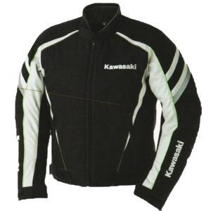 カワサキ純正/秋冬モデル GWSリアルスポーツショートジャケット(LLサイズ)_KAWASAKI-J8001-2506 moto-ship